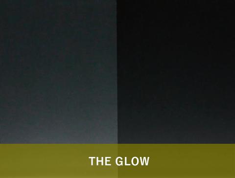 THE GLOWの超光沢性能