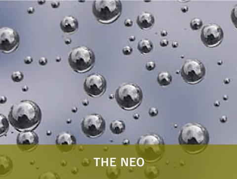 THE NEOの撥水性能